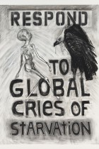 13. Respond to global cries of starvation