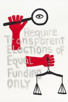 28. Require transparent elections of equal funding