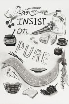 31. Insist on pure ingredients
