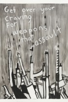 44. Get over your craving for assault weapons