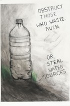 57. Obstruct those who waste, ruin, or own water sources