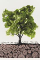 6. Stop cutting down whole forests