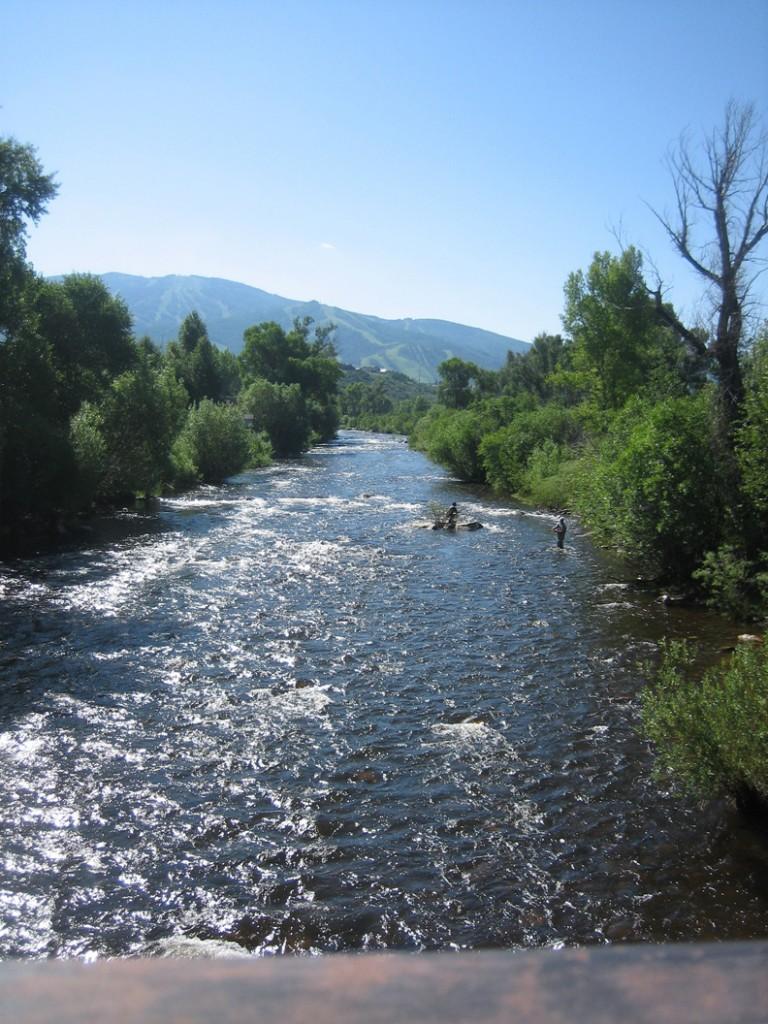 1Calm Yampa River copy