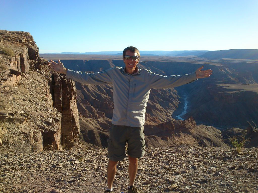 fishrivercanyon, largest in world
