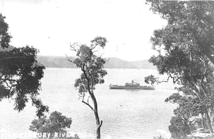 1930s car ferry
