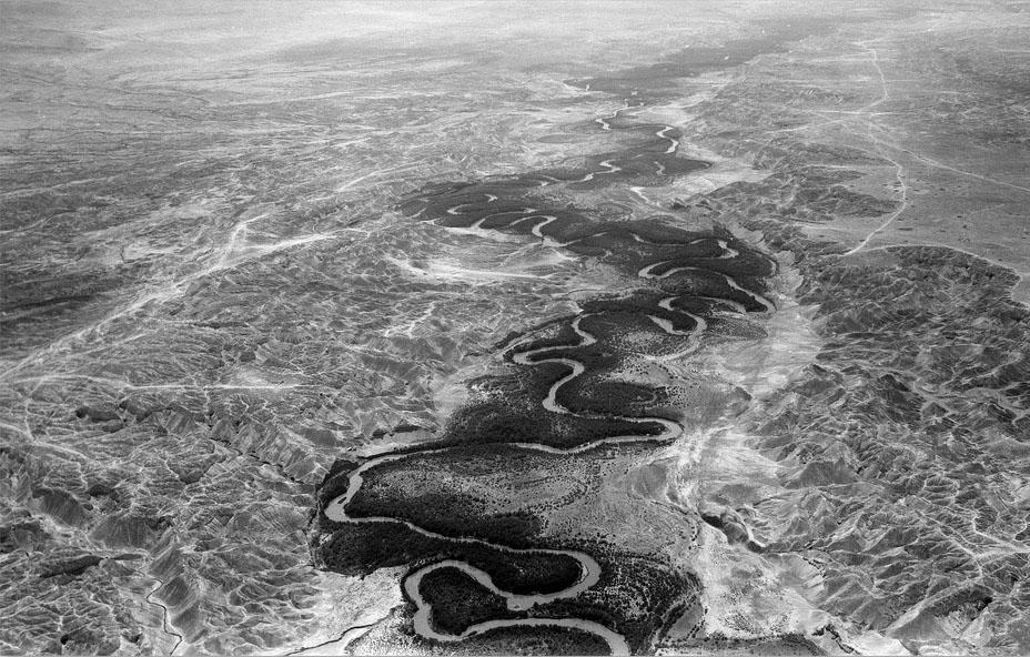 River Jordan - Palestine - circa 1931