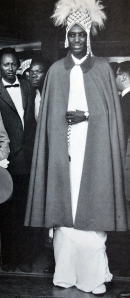 Umwami Kigeli V Ndahindurwa, who has died aged 80, was the last King of Rwanda.Kigeli V, the Last King of Rwanda,
