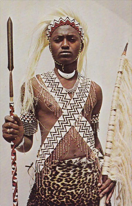 tutsi warrior
